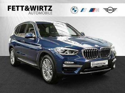 gebraucht BMW X3 Neu xDrive30i Luxury AHK Leas. ab 469- br.o.Anz