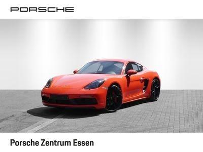 gebraucht Porsche 718 Cayman GTS / Bose Navi LenkradHZG Rückfahrkam.