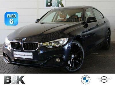 gebraucht BMW 420 Gran Coupé d xdrive bei Gebrachtwagen.expert