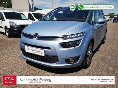 gebraucht Citroën Grand C4 Picasso Exclusive 2,0BlueHDi150PS Autom