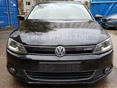 gebraucht VW Jetta Hybrid 1.4 DSG NAVI PARKTRONIC BI XENOEN