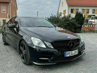 gebraucht Mercedes 350 Mercedes E CoupéCDI AMG LINE