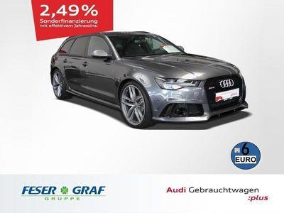 gebraucht Audi RS6 RS 6 AvantAvant plus 4.0 TFSI quattro 445 kW (605 PS) 8-stufig tiptronic