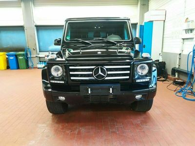 gebraucht Mercedes G350 BlueTEC 7G-TRONIC Edition 35