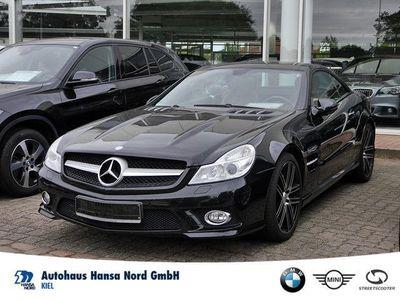 gebraucht Mercedes SL500 PTS XENON H/K COMAND NAVI SITZBELÜFTUNG