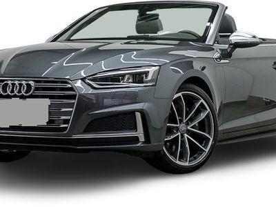 gebraucht Audi S5 Cabriolet S5 3.0 TFSI Q NAVI+ BuO eSITZE KAMERA VC LM19
