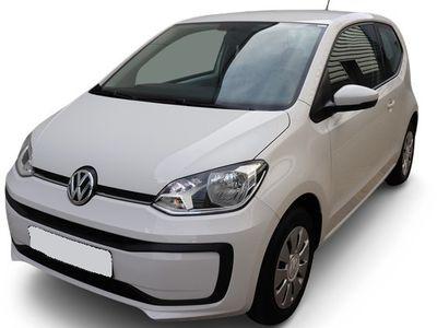 gebraucht VW up! up! 1.0 moveKlima, Bluetooth Navi