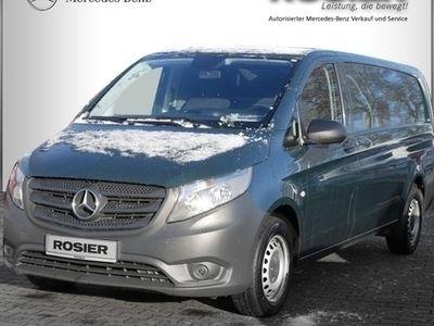 gebraucht Mercedes Vito 116 CDI BT extralang AHK Tempomat AHK Klim