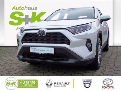 gebraucht Toyota RAV4 2.0 4X2 ++LED++SITZ-HZ++GARANTIE++