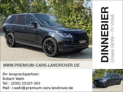 gebraucht Land Rover Range Rover Range Rover SDV6 Vogue  Berlin