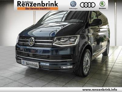 gebraucht VW Multivan T6Generation SIX TDI DSG BMT AHK Navi