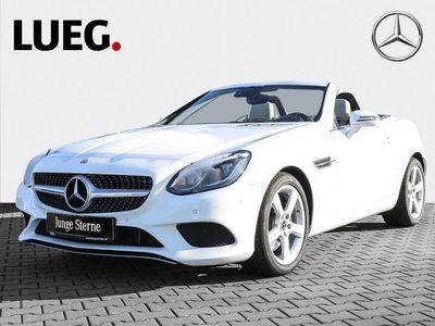 gebraucht Mercedes 200 SLCILS-Totwinkel-Airscarf-Navi-