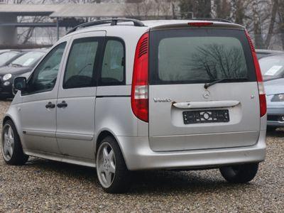gebraucht Mercedes Vaneo Compact Van 1.9*Klima*Doppelschiebetür