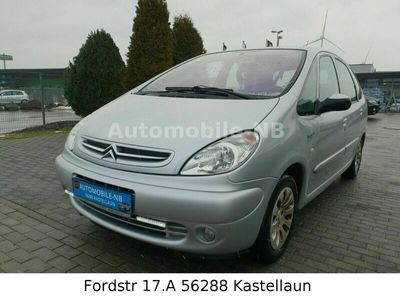 gebraucht Citroën Xsara Picasso 2.0 16V Exclusive Automatik