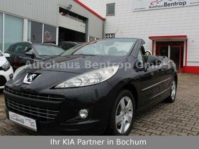 gebraucht Peugeot 207 CC Platinum 120 LPG
