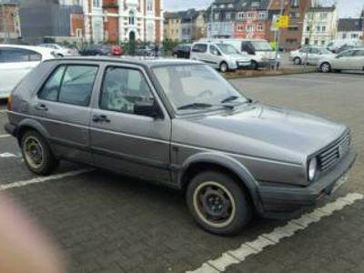 gebraucht VW Golf II Automatik 5 Türig TÜV 2 /2017 voll ...