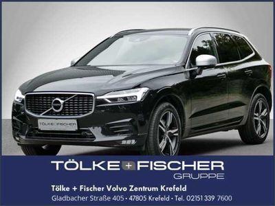 gebraucht Volvo XC60 R Design D4 AWD EU6d-T+AHK+Harman&Kardon+IntelliSafe*Surround+Pilot*Assist