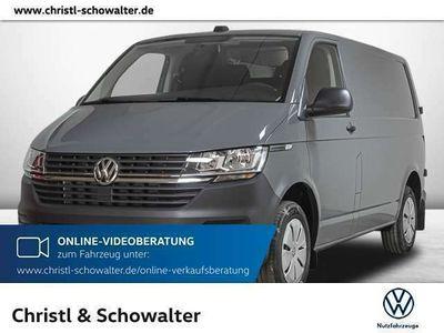gebraucht VW Transporter T6.1Kasten 2.0 TDI AHK Klima 3-Sitzer