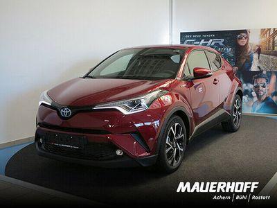 gebraucht Toyota C-HR Hybrid Team D | LED-Paket | Lenkrad-/Sitzh.