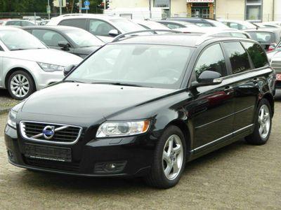 gebraucht Volvo V50 D3 Business Pro Edition Leder/Xenon/Sitzh.