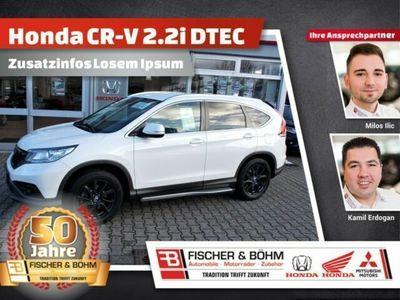 gebraucht Honda CR-V 1.6i DTEC Lifestyle - 4WD - Allradantrieb