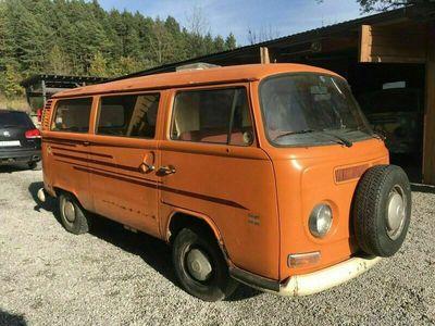 gebraucht VW T2 VWAB 1972 bus bulli