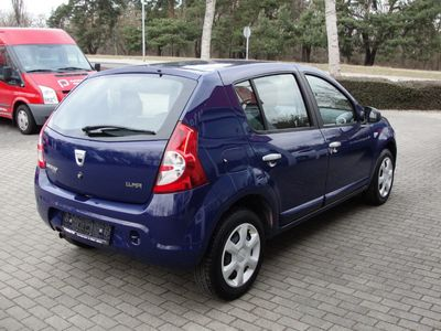gebraucht Dacia Sandero 1.4 **1. Hand**Klima**