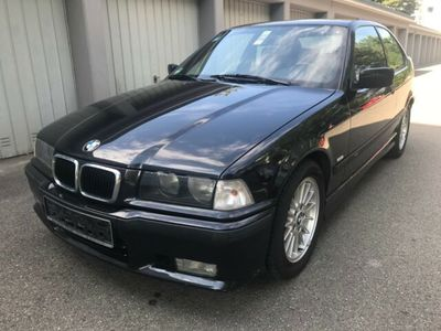 gebraucht BMW 316 Baureihe 3 Compact i Sport EditionM-PAKET