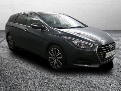 gebraucht Hyundai i40 Kombi blue 1.7 CRDi DCT Premium Kombi, 5-türi