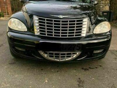 gebraucht Chrysler PT Cruiser Limited Edition