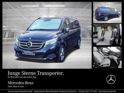 gebraucht Mercedes V250 Avantgarde Edition Comand Leder 360 ILS