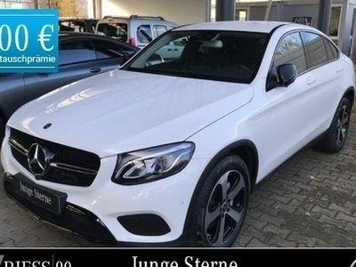gebraucht Mercedes GLC350 d 4MATIC Coupé 360°+Night+LED+AHK
