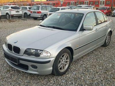 gebraucht BMW 323 KLIMA SERVO ZENTRAL STANDHEIZUNG