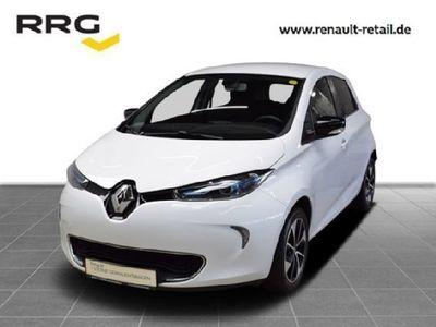 gebraucht Renault Zoe INTENS AUTOMATIK zzgl. BATTERIEMIETE