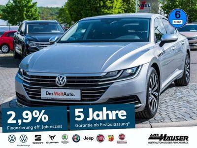 gebraucht VW Arteon 2.0 TDI DSG bei Gebrachtwagen.expert