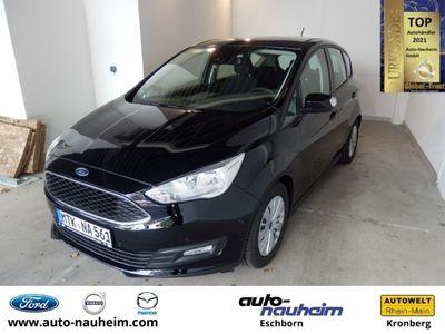 gebraucht Ford C-MAX Trend 1.0 EcoBoost EU6d-T++ Parklenkass. Rückfahrk