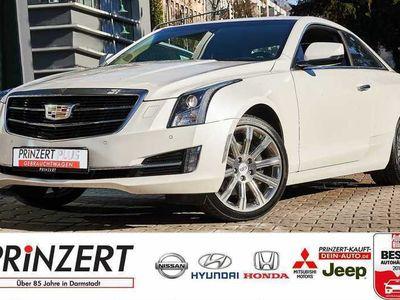 gebraucht Cadillac ATS Coupe 2.0L Turbo Automatik Luxury, Gebrauchtwagen, bei Autohaus am Prinzert GmbH