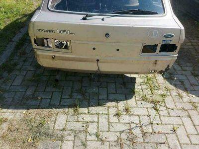 gebraucht Ford Escort mk3