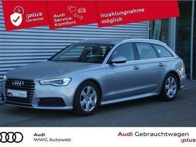 gebraucht Audi A6 Avant 2.0 TDI ultra S tronic, S Line Sportfahrwer