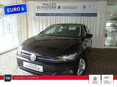 gebraucht VW Polo 1.0 TSI Comfortline ACC Bluetooth Gar.03-21