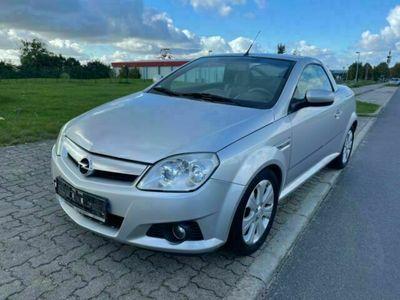 gebraucht Opel Tigra Twin Top1.4*SHZ*Alu*PDC*Teilleder*TÜV*6/23