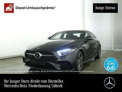 gebraucht Mercedes CLS350 d Cp. 4M AMG Line Multibeam Distr. COMAND