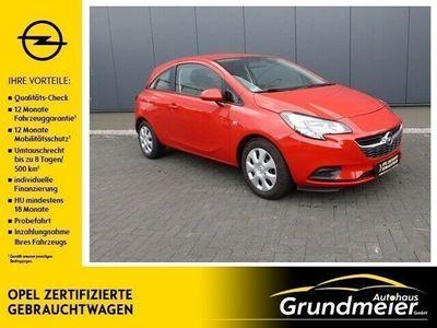 gebraucht Opel Corsa E Edition/Allwetterbereifung/Flix-Flex