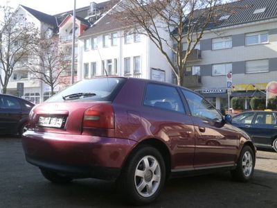 gebraucht Audi A3 1.6 Automatik TÜV/AU-Neu Leder Klimatr. Alu