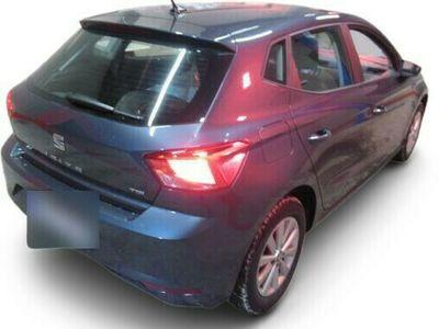 gebraucht Seat Ibiza IbizaStyle 1.0 TGI.SHZ.NAV.DAB+.PDC.KAMERA.FULL