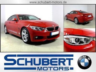 gebraucht BMW 418 Coupé M-SPORT LEDER NAVI HiFi XENON