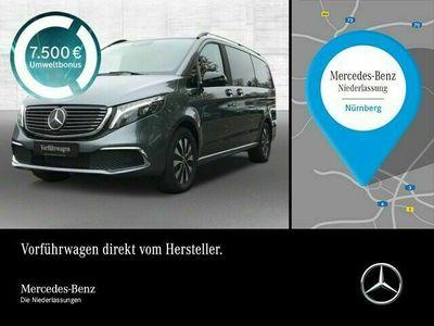 gebraucht Mercedes EQV300 Lang Distr. ILS LED Kamera Spurhalt-Ass