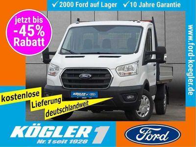 gebraucht Ford Transit Pritsche EK 330 L1 Hybrid Trend -34%*