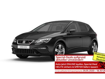 gebraucht Seat Leon 1.5 TSI 130 FR DriveMod LED Nav BEATS in Kehl