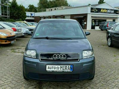 gebraucht Audi A2 1.4(Klima, TÜV neu, IM KUNDENAUFTRAG)